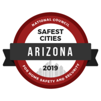 Somerton 4th Safest City in Arizona